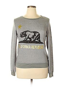 Recycled Karma Sweatshirt Size L