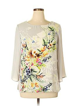 Rose & Olive 3/4 Sleeve Blouse Size L