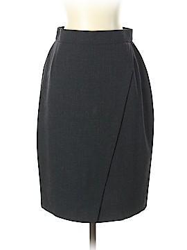 Escada by Margaretha Ley Wool Skirt Size 36 (EU)