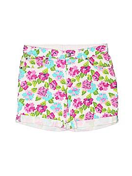 Garnet Hill Denim Shorts Size 12