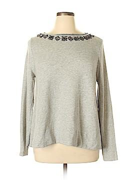 Crown & Ivy Sweatshirt Size L