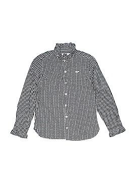 Vineyard Vines Long Sleeve Button-Down Shirt Size 10