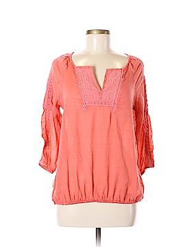 Nine West Vintage America 3/4 Sleeve Top Size M