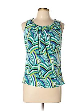 Ann Taylor Factory Sleeveless T-Shirt Size L