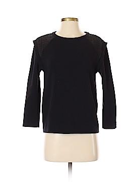Sandro Long Sleeve Blouse Size Sm (1)