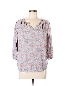 Anne Carson 3/4 Sleeve Blouse Size M