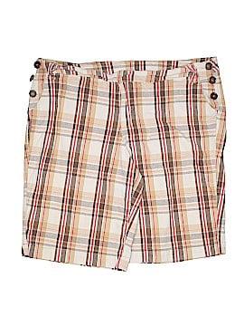 Venezia Khaki Shorts Size 18 (Plus)