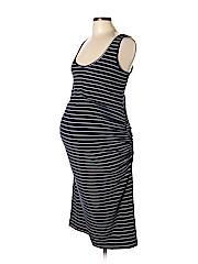 Old Navy - Maternity Women Casual Dress Size L (Maternity)