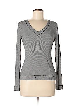 Bordeaux Long Sleeve T-Shirt Size S
