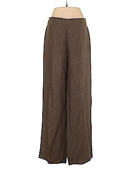 Lida Baday Linen Pants Size 6