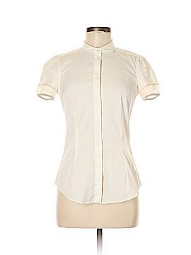 Brunello Cucinelli Long Sleeve Button-Down Shirt Size M