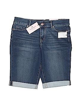 Juicy Couture Denim Shorts Size 6