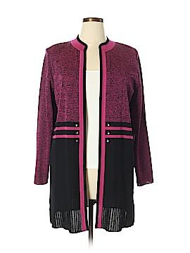 Misook Cardigan Size 1X (Plus)