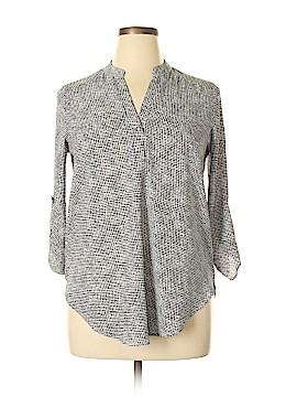 Lush 3/4 Sleeve Blouse Size L