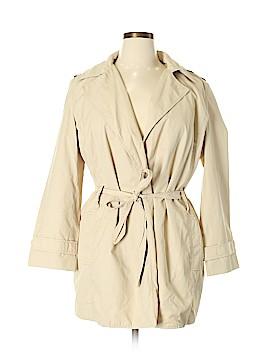 Jaclyn Smith Trenchcoat Size XL