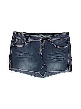 No Boundaries Denim Shorts Size 17