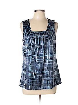 Ann Taylor Factory Sleeveless Blouse Size 10