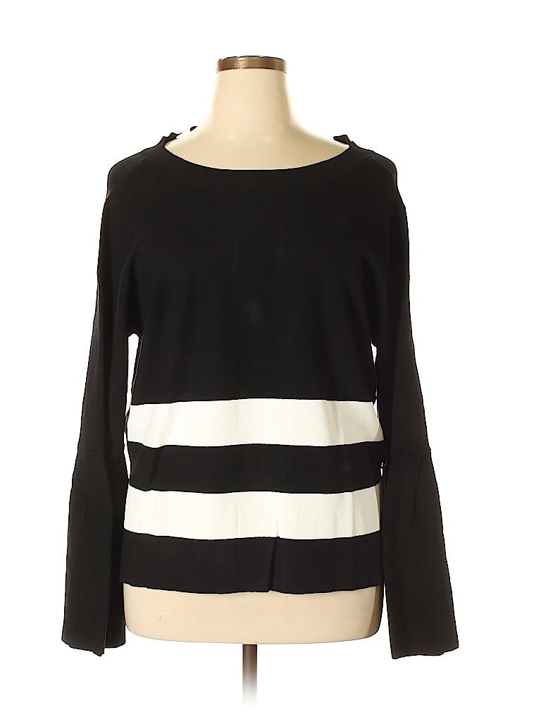 RACHEL Rachel Roy Women Pullover Sweater Size 0X (Plus)
