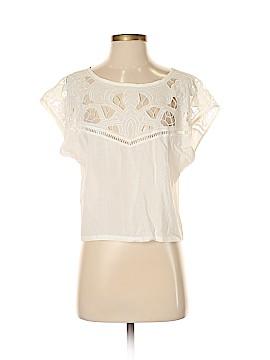 Millau Short Sleeve Blouse Size S