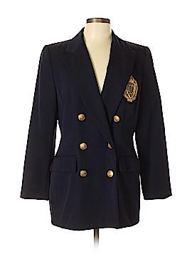 Linda Allard Ellen Tracy Wool Blazer Size 8
