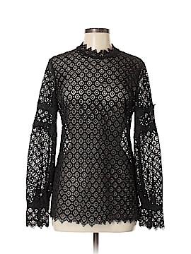 IRO Long Sleeve Blouse Size 38 (FR)