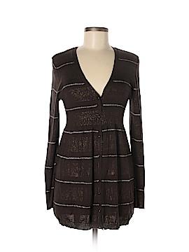 Magaschoni Silk Cardigan Size 8