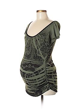 Julie's Closet Short Sleeve T-Shirt Size M (Maternity)