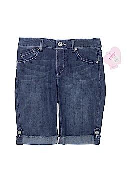 Candie's Girl Denim Shorts Size 14