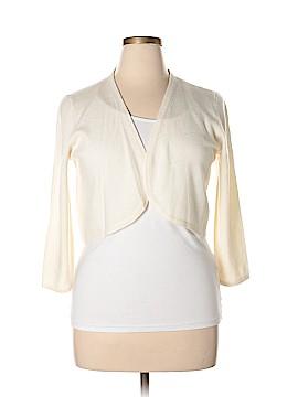 Saks Fifth Avenue Cashmere Cardigan Size XL