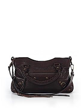 Balenciaga Leather Satchel One Size