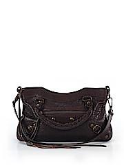 Balenciaga Leather Satchel