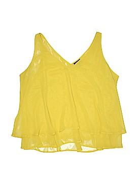 Lane Bryant Outlet Sleeveless Blouse Size 24 (Plus)