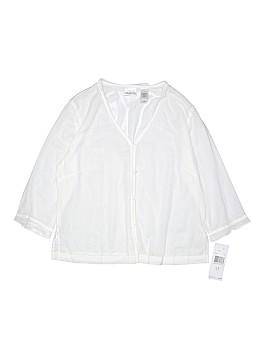 Liz Lange 3/4 Sleeve Blouse Size M