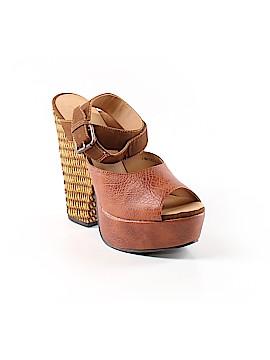 Gomax Heels Size 8 1/2