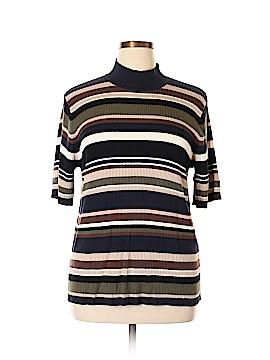 Sag Harbor Pullover Sweater Size 2X (Plus)