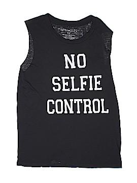 Fifth Sun Sleeveless T-Shirt Size L