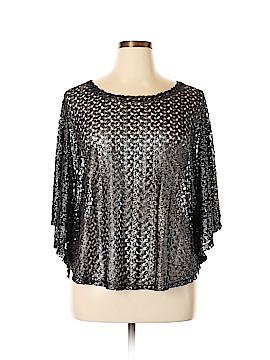 DressBarn 3/4 Sleeve Top Size 18 (Plus)