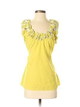 Baraschi Sleeveless Blouse Size XS