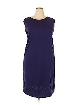 J.jill Casual Dress Size 4X (Plus)