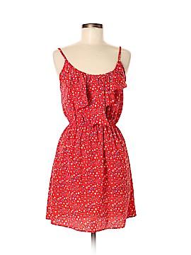 Blue Sketch Casual Dress Size M