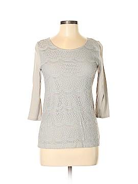 Ann Taylor LOFT Outlet 3/4 Sleeve Top Size S