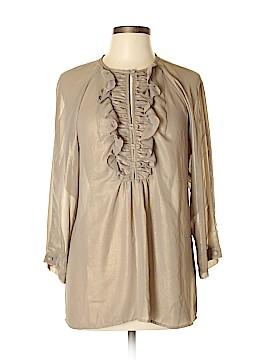 Nanette Lepore 3/4 Sleeve Blouse Size 10