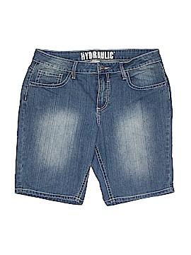 Hydraulic Denim Shorts Size 16