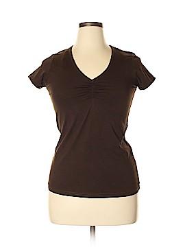 Splash Short Sleeve T-Shirt Size 1X (Plus)