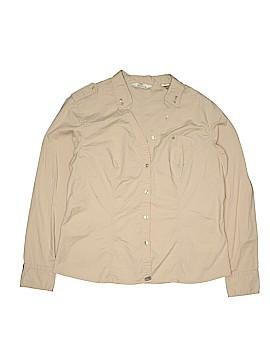 Bob Timberlake Long Sleeve Button-Down Shirt Size XL