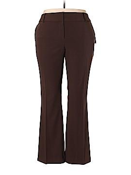 Axcess Dress Pants Size 18W (Plus)
