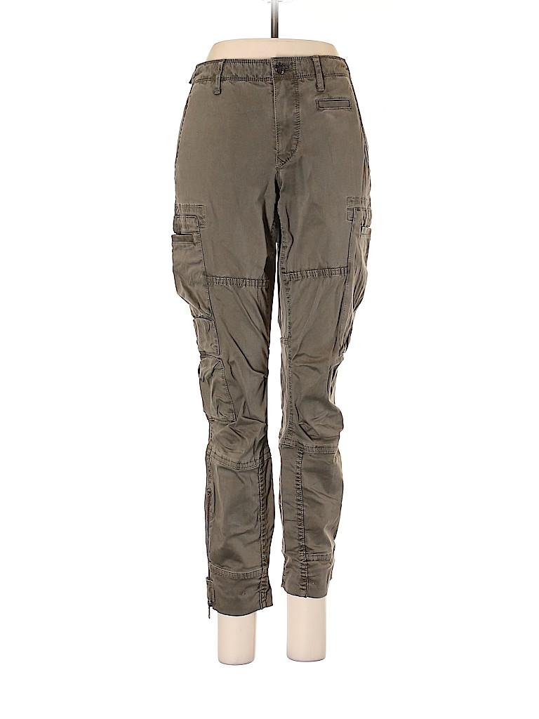 7874fa36bd7 Jordan Louis Solid Dark Green Cargo Pants 29 Waist - 89% off | thredUP