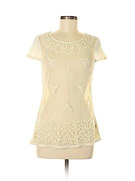 Maeve Short Sleeve Top Size 4