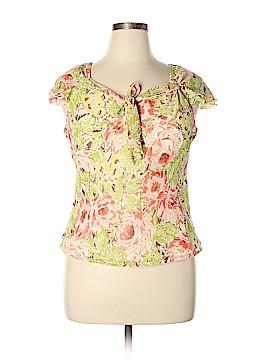 Judith Hart Short Sleeve Blouse Size 14