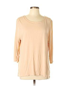 Ann Taylor 3/4 Sleeve Top Size XL